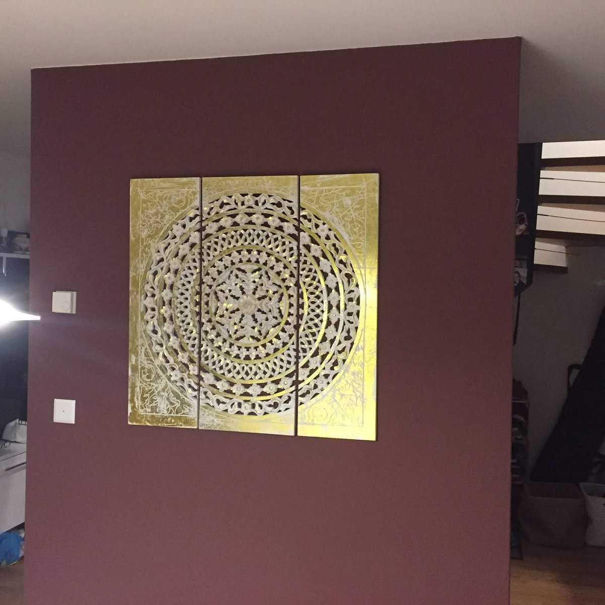 Schablonen und Wandmotive
